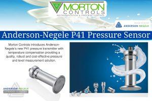 Anderson-Negele P41 Pressure Sensor