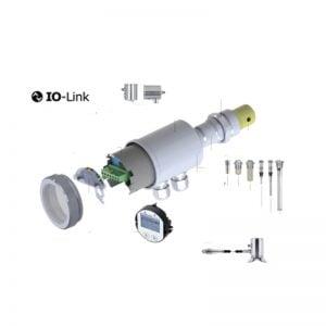 Anderson Negele's ILM-4 conductivity sensor with IO-Link