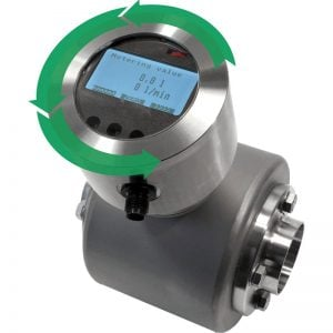 FMQ Magnetic-inductive Flow meter