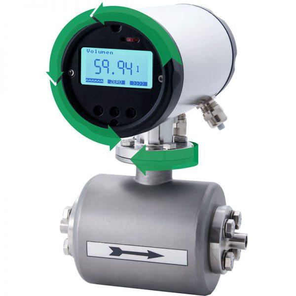 FMI Magnetic-inductive Flow meter