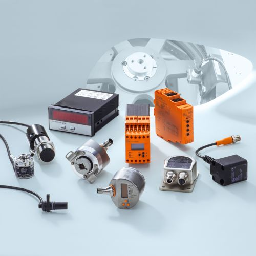 Sensors for motion control