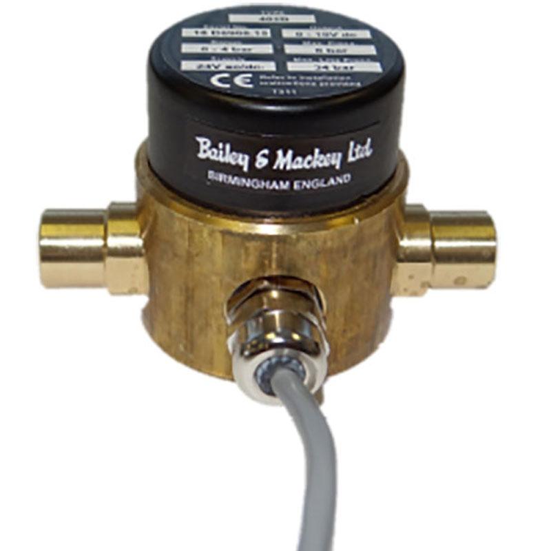 Bailey & Mackey Transducers