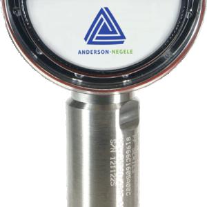 Modular sensor for process temperatures